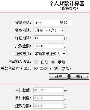 捷信利息是多少(捷信消费贷申请步骤)_1679人推荐
