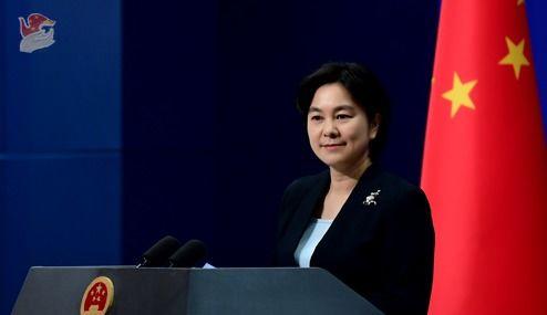 海外网7月16日电据外交部网站消息,外交部发言人华春莹7月16日主持例行记者会.