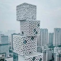 如今,作为佛山新城地标建筑之一的坊塔