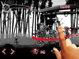 Draw Slasher 血饮狂刀 iPad Draw Slasher 血饮狂刀 iPad 软件截图