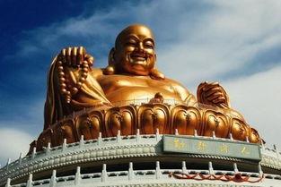 须知中国的13尊大佛,今年国庆假期可以去拜拜