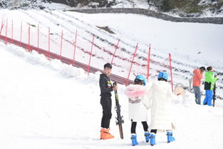 小伙伴组团奥陶纪免费滑雪挑战吉尼斯高空项目