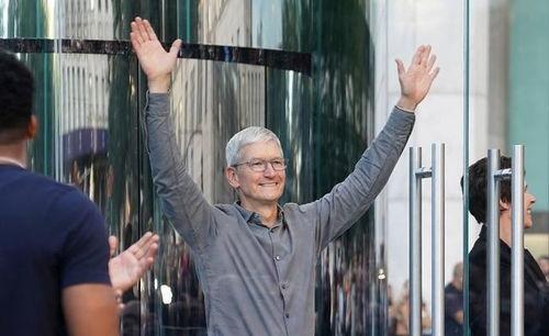 苹果营收未达标,库克奖金缩水,2019财年薪酬8.7亿元同比降8