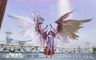 11月11日韩服 永恒之塔 周年活动推出全新翅膀