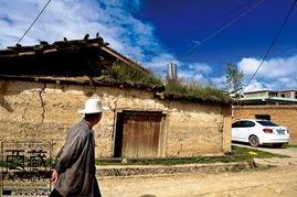 云南独克宗 香格里拉的梦境古城 图