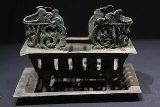 父乙提梁卣海昏侯的藏品主墓北藏椁出土▲西周早期子