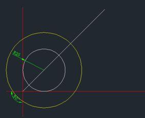 CAD新手基础绘图练习教程 三十九