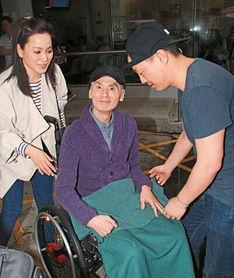 昔日武打星刘家辉晚年瘫痪 五天两度被送医
