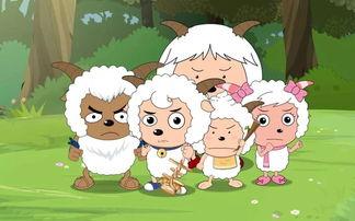 喜羊羊与灰太狼的原名