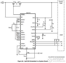 无线充电稳压电路图
