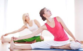 瑜伽绳开背的正确方法
