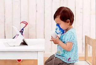 儿童做雾化注意事项