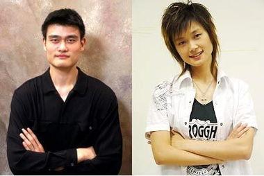 姚明&李宇春