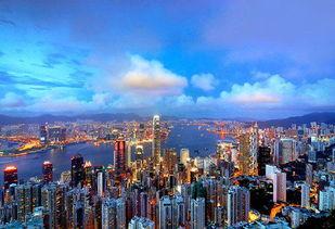 身价最高的十大城市 香港