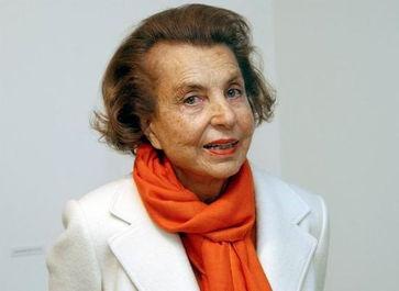 法国女首富利利亚纳·贝当古