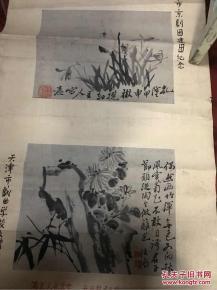 郑板桥字画(郑板桥的书法有哪些)