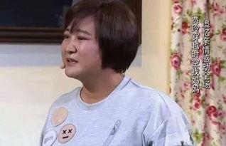 贾玲年轻时一心想有出息,让母亲过上好日子.