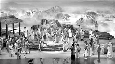 文化之约从典籍里的中国走近尚书