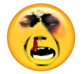 恶搞版的emoji表情 大号表情
