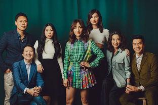 摘金奇缘逆袭北美之后好莱坞为亚裔打开了一扇门专访