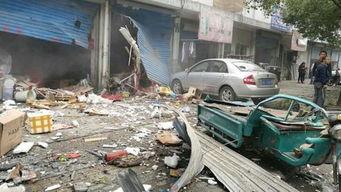 宁波江北区发生爆炸,现场情况触目惊心