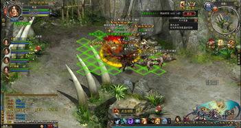 战棋RPG来临 狩魂之神 独特战斗系统