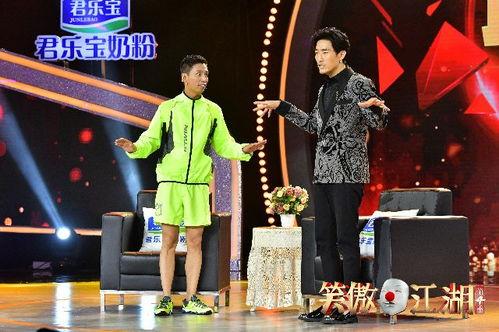 笑傲江湖4复赛选手遭遇超强阻击主持人秒变龄龙组合迷妹