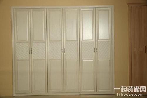 月兔衣柜用的什么板材