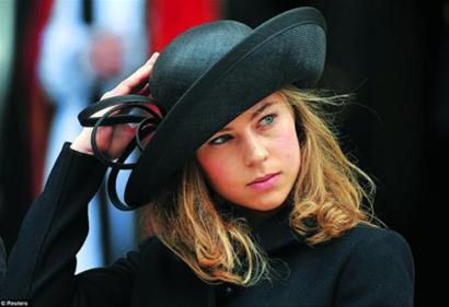 原标题英国送别铁娘子英国前首相撒切尔夫人葬礼