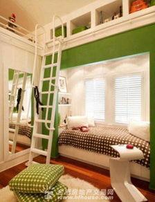 小户型房子装修40平精彩生活