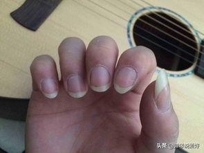 弹吉他右手该不该剪指甲