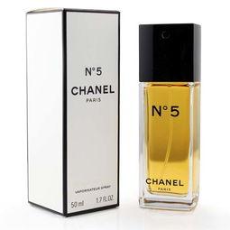 香奈儿五号香水给你不一样的感觉