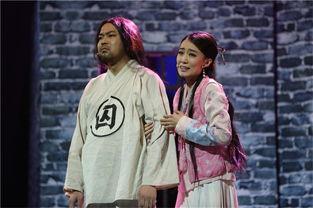 张小斐参演《欢乐喜剧人》