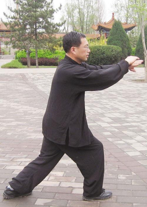 熟悉熟悉形意拳大师李复祯练功法  形意拳三绝手练法详细