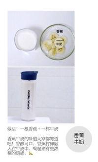 自制果汁食谱