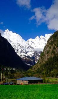 香格里拉梅里雪山 雨崩徒步摄影6月最新图片及攻略