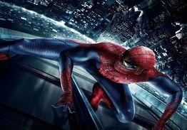 超凡蜘蛛侠来袭 都市SUV超级英雄汇
