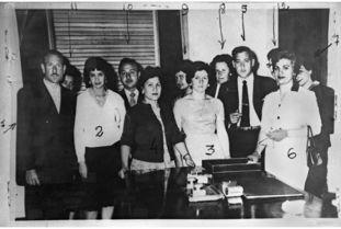 Helen Zout 阿根廷的失踪者