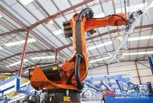 国外的机器人体型巨大,动作灵活,和国内的差距到底有多大