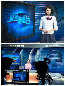 深圳卫视2012元旦推出全新版面双秀领精彩