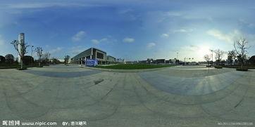 车站外景图片