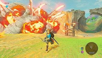 从 塞尔达传说 荒野之息 可以看出任天堂正在向PC游戏学习 界面新闻 游戏