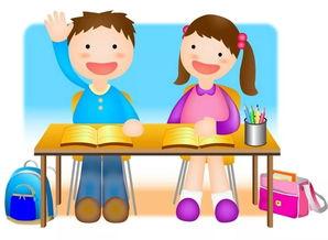 到了私立小学后,老师对孩子的学习习惯培养非常重视.