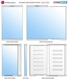 LG无边框折叠屏手机专利曝光 三星将推出Galaxy 10周年特别版