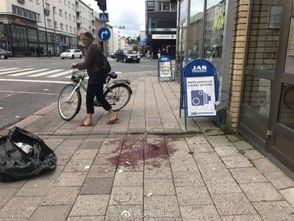 更新丨芬兰持刀行凶案 警方逮捕多名嫌疑人
