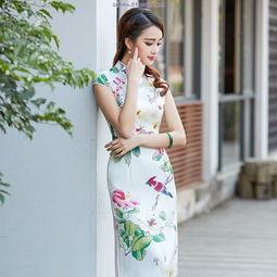 如何挑选旗袍,选购婚礼旗袍方法