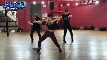 好看的健身舞舞