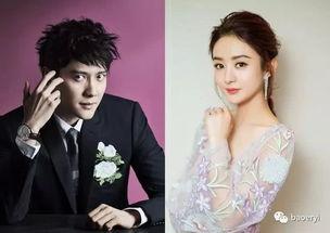 冯绍峰为何选赵丽颖结婚,看他的前任就明白了,网友男人真现实