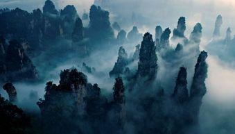 中国未解之谜张家界神堂湾的秘密