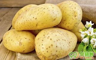 营养减肥的好东西土豆
